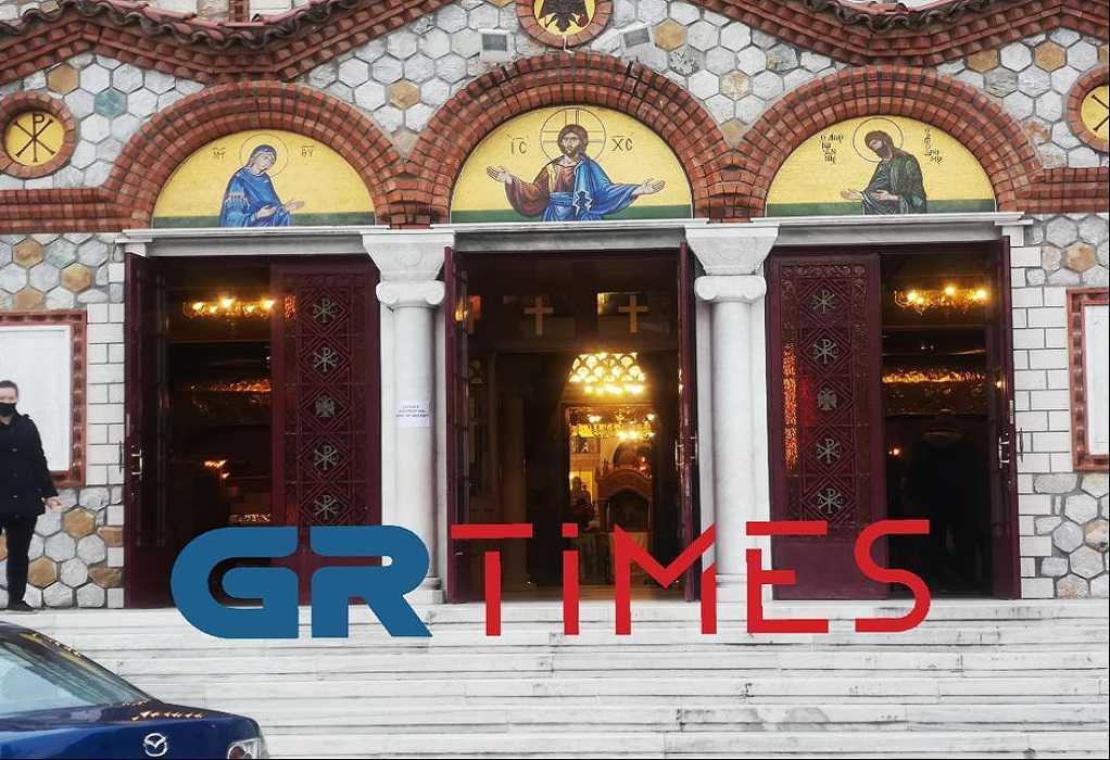 Θεσσαλονίκη: Από τα ξημερώματα στις εκκλησίες για τον αγιασμό, φωτογραφία-12
