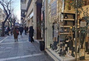 Έμποροι Θεσσαλονίκης: Ανοίξαμε στο «τσακ» πριν το οριστικό κλείσιμο