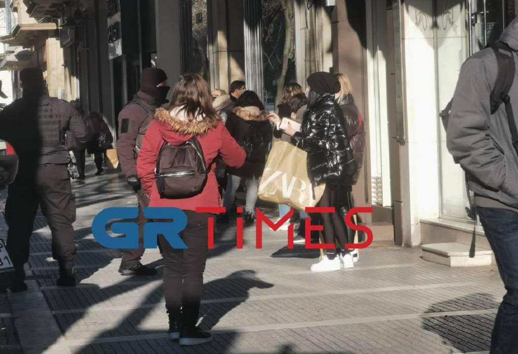 Η Θεσσαλονίκη απαιτεί κανονική λειτουργία της αγοράς