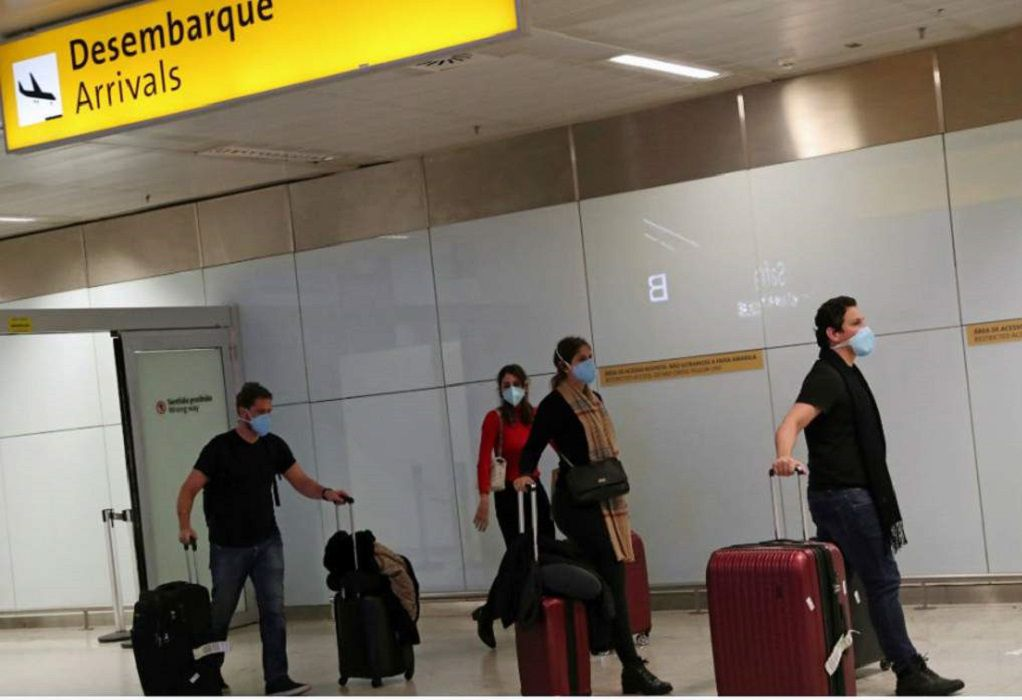 Γαλλία-Covid-19: Υποχρεωτική καραντίνα στους ταξιδιώτες από ακόμα 7 χώρες