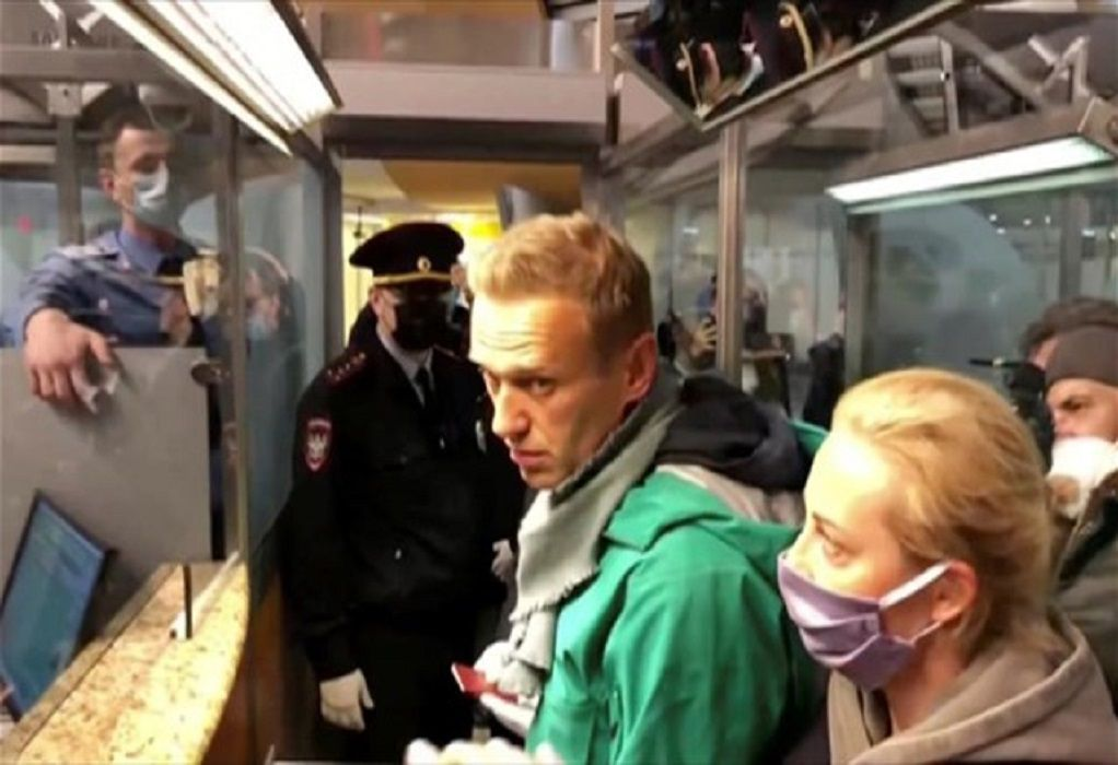 Υπόθεση Ναβάλνι: Το Κρεμλίνο δικαιολογεί τη χρήση βίας στις διαδηλώσεις