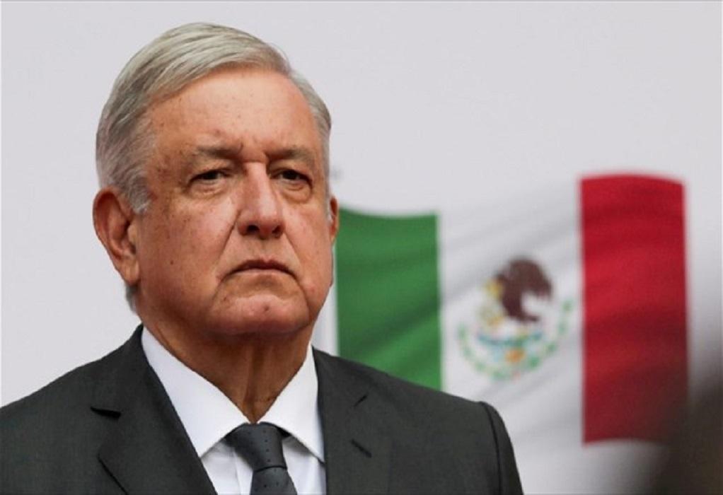 ΗΠΑ-Μεξικό: Σε καλό κλίμα η πρώτη συνομιλία Μπάιντεν-Λόπες Ομπραδόρ