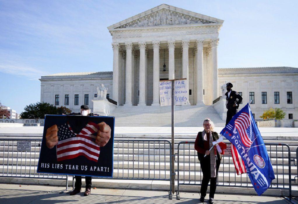 Ορκωμοσία Μπάιντεν: Εκκενώνεται το Ανώτατο Δικαστήριο για απειλή βόμβας