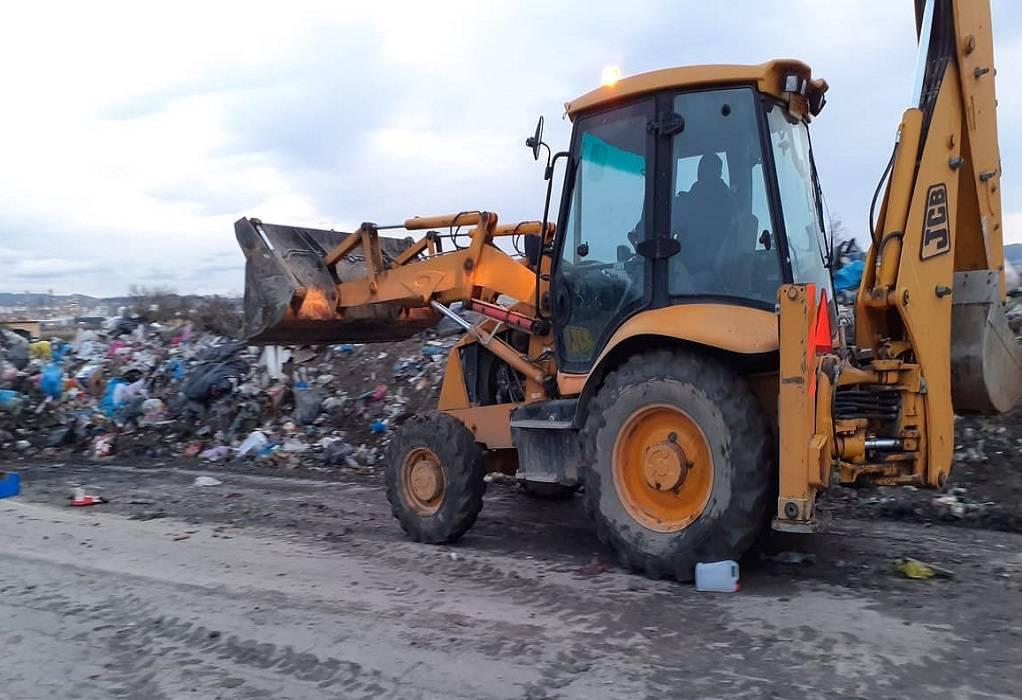 Εξορμήσεις καθαριότητας σε περιοχές του Δήμου Δέλτα