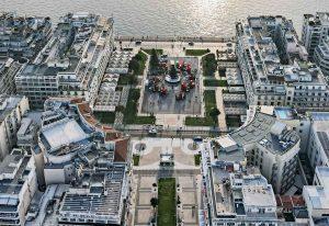 Ανάπλαση Αριστοτέλους: «Πράσινο φως» για τον αρχιτεκτονικό διαγωνισμό