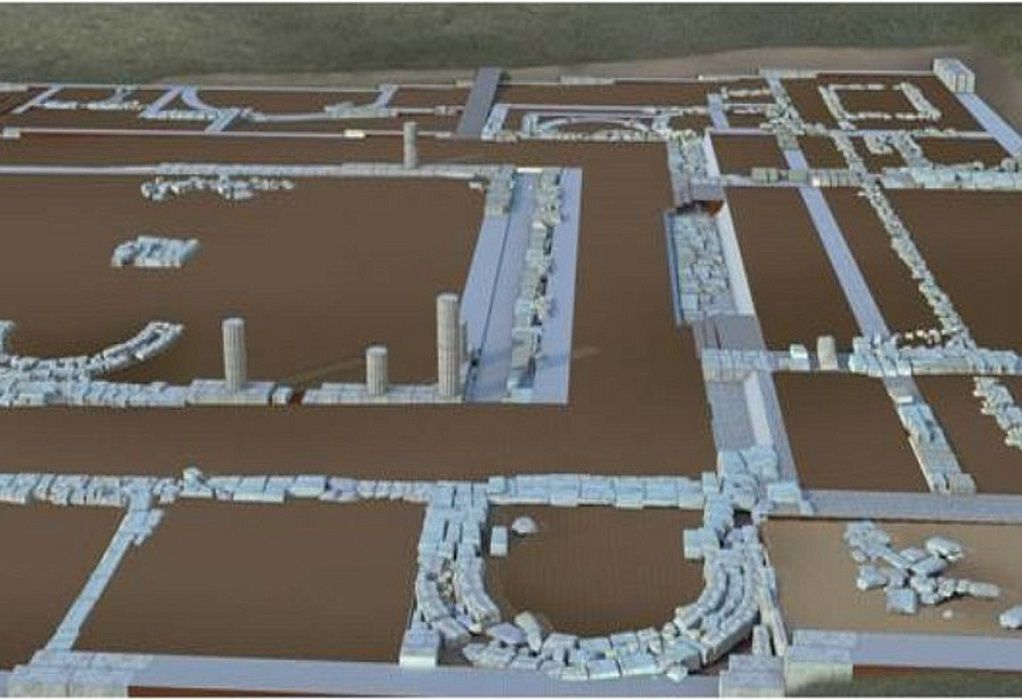 Κτίριο υποδοχής επισκεπτών αποκτά το ανάκτορο της Αρχαίας Πέλλας