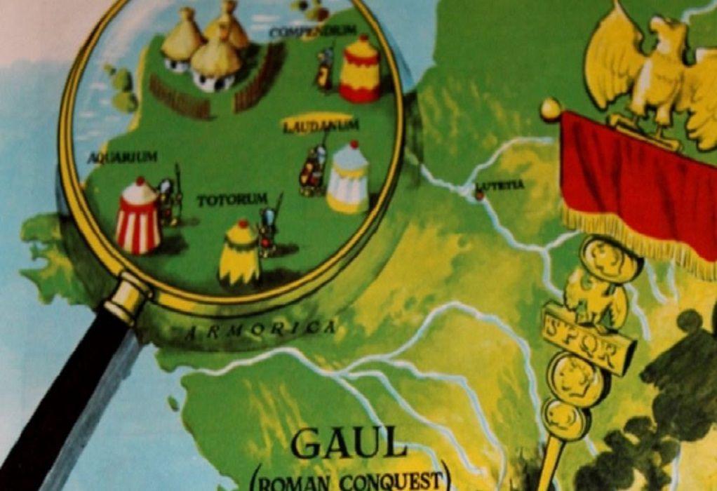 Γαλλία: Έρχεται το φθινόπωρο ο νέος Αστερίξ