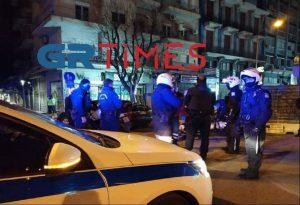 Θεσσαλονίκη: Δύο προσαγωγές μετά από επεισόδιο μεταξύ ατόμων (ΦΩΤΟ/VIDEO)