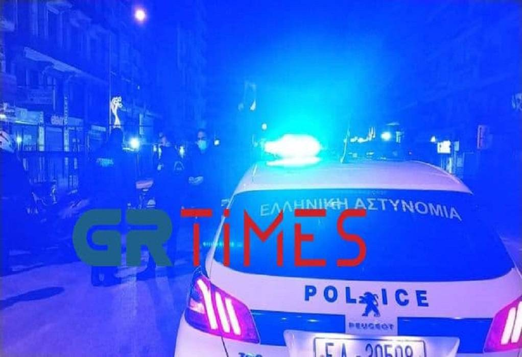 Θεσσαλονίκη: Δύο προσαγωγές μετά από επεισόδιο μεταξύ ατόμων, φωτογραφία-1