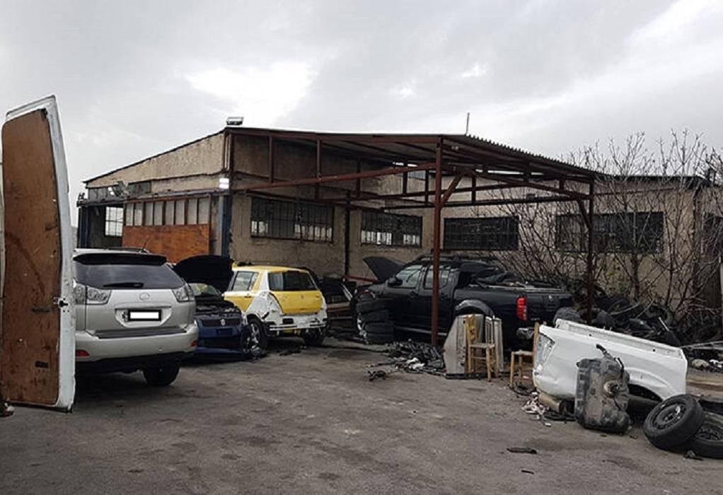 Αττική: Εξαρθρώθηκε μεγάλο κύκλωμα κλοπής αυτοκινήτων