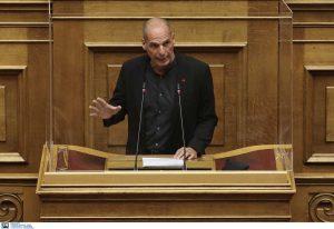 Βαρουφάκης: Το Ταμείο Ανάκαμψης θα αποδειχθεί το επόμενο μεγάλο σκάνδαλο