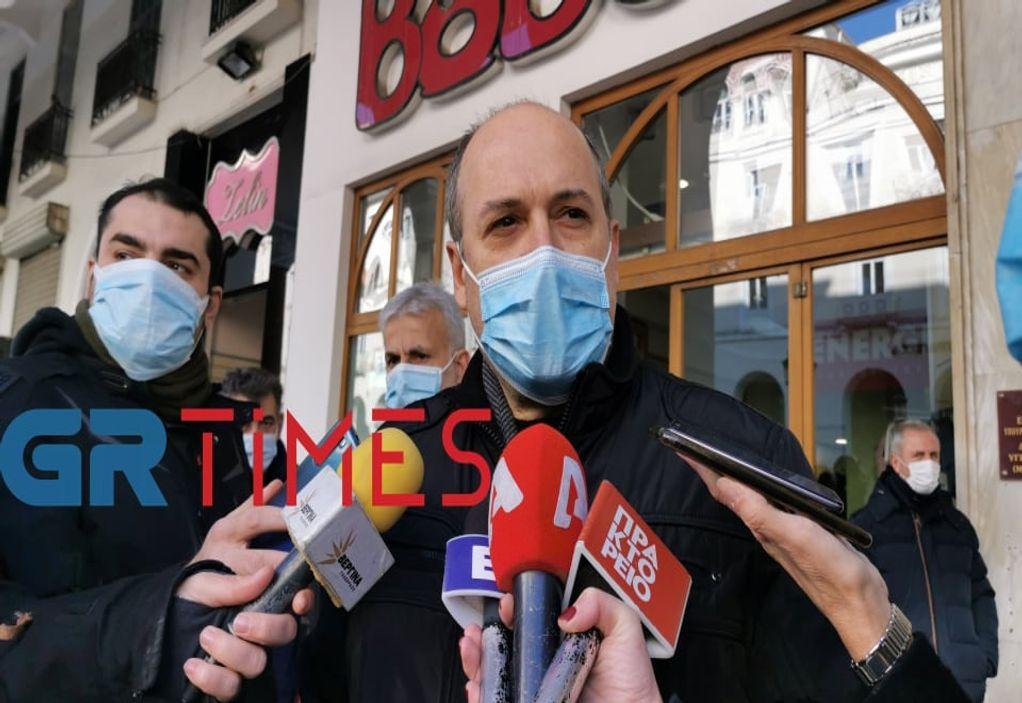 """Ακατάλληλο για εμβολιαστικό κέντρο το """"Θεαγένειο"""" λένε οι εργαζόμενοι"""