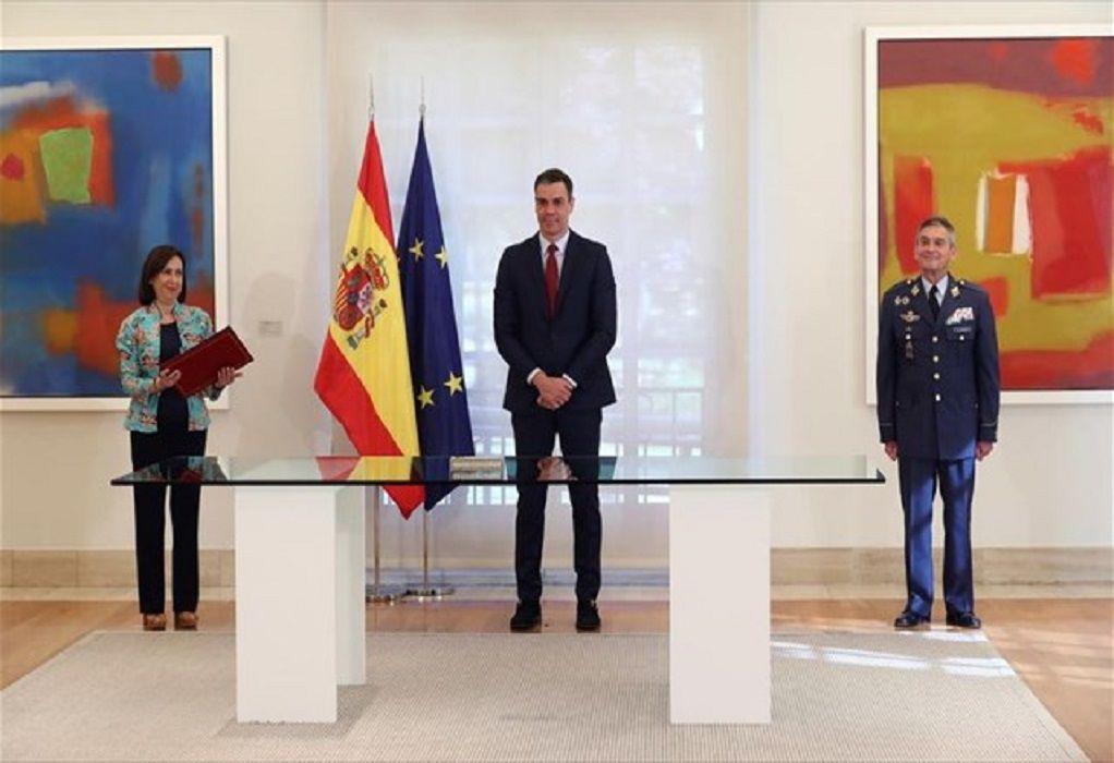 Ισπανία: Παραιτήθηκε ο στρατηγός των Ενόπλων Δυνάμεων, επειδή εμβολιάστηκε νωρίτερα