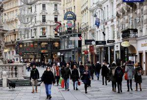Αυστρία: Ανοίγουν υπό όρους εμπόριο και σχολεία από 8 Φεβρουαρίου