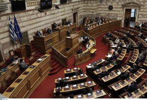 Βουλή: Σε εξέλιξη η συζήτηση για τη διαχείριση της πανδημίας (LIVE)