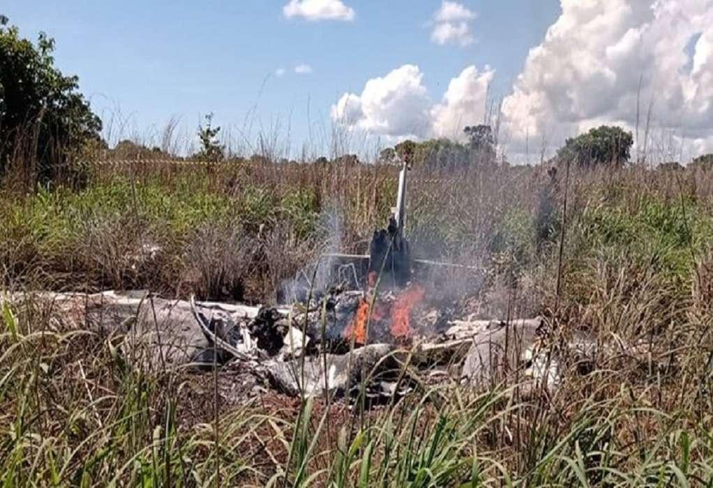 Αεροπορική τραγωδία στη Βραζιλία – Νεκρός ο πρόεδρος και 4 παίκτες της Πάλμας