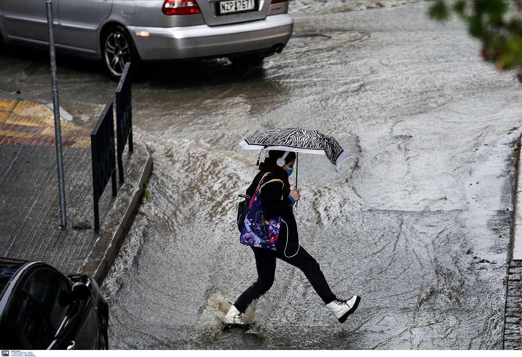 Αλλάζει το σκηνικό του καιρού – Πού θα σημειωθούν βροχές και καταιγίδες