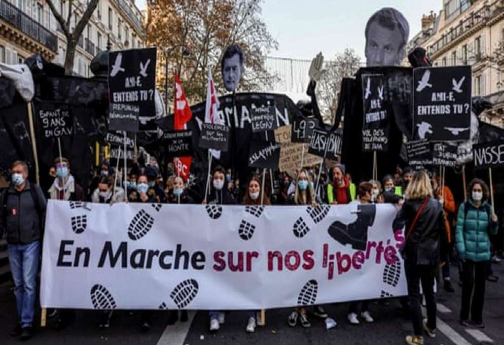 Γαλλία: Χιλιάδες υγειονομικοί στους δρόμους της χώρας