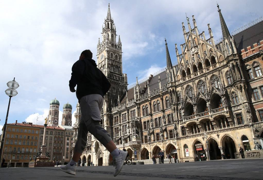 Γερμανία: Σχεδόν 20.400 νέα κρούσματα κορωνοϊού
