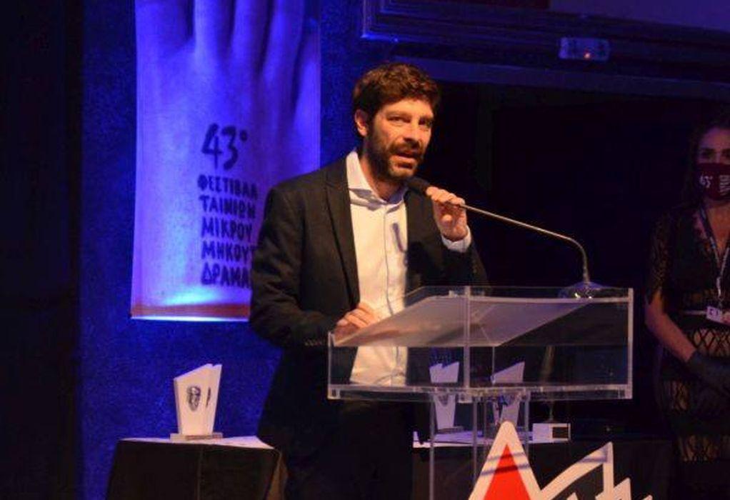 Ν. Γιατρομανωλάκης: Ο πρώτος Έλληνας υπουργός μέλος της ΛΟΑΤ Κοινότητας