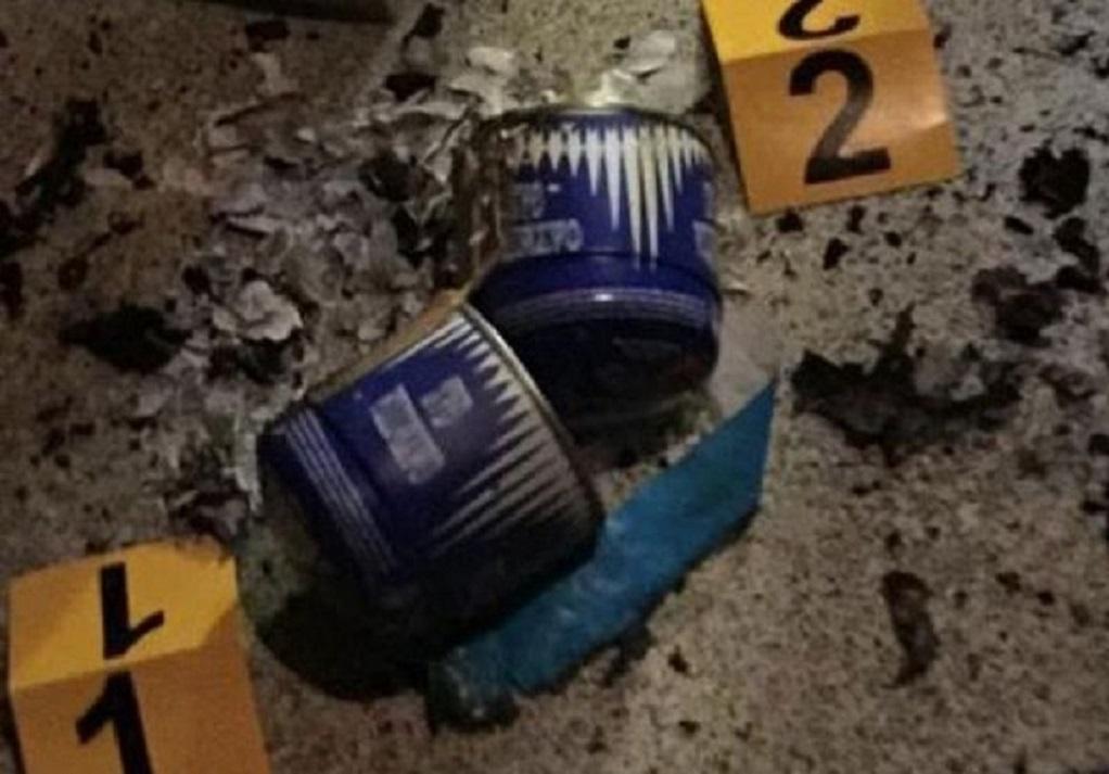 Έκρηξη από γκαζάκια στη ΔΟΥ Κυψέλης