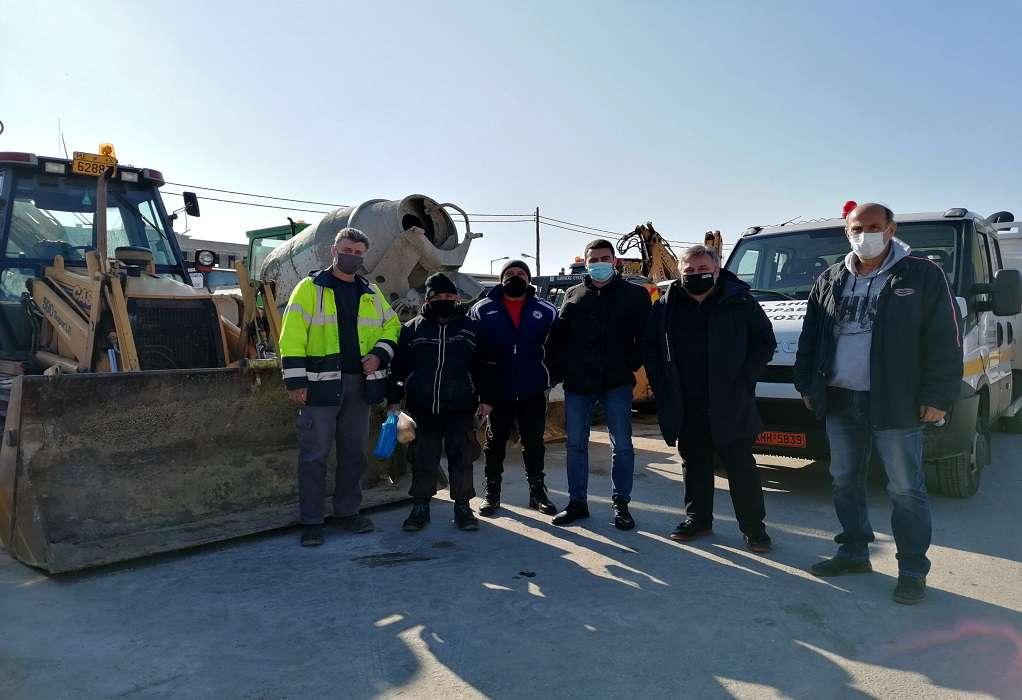Δήμος Κορδελιού-Ευόσμου: Το «Μπράβο» της Διοίκησης στους εργαζόμενους