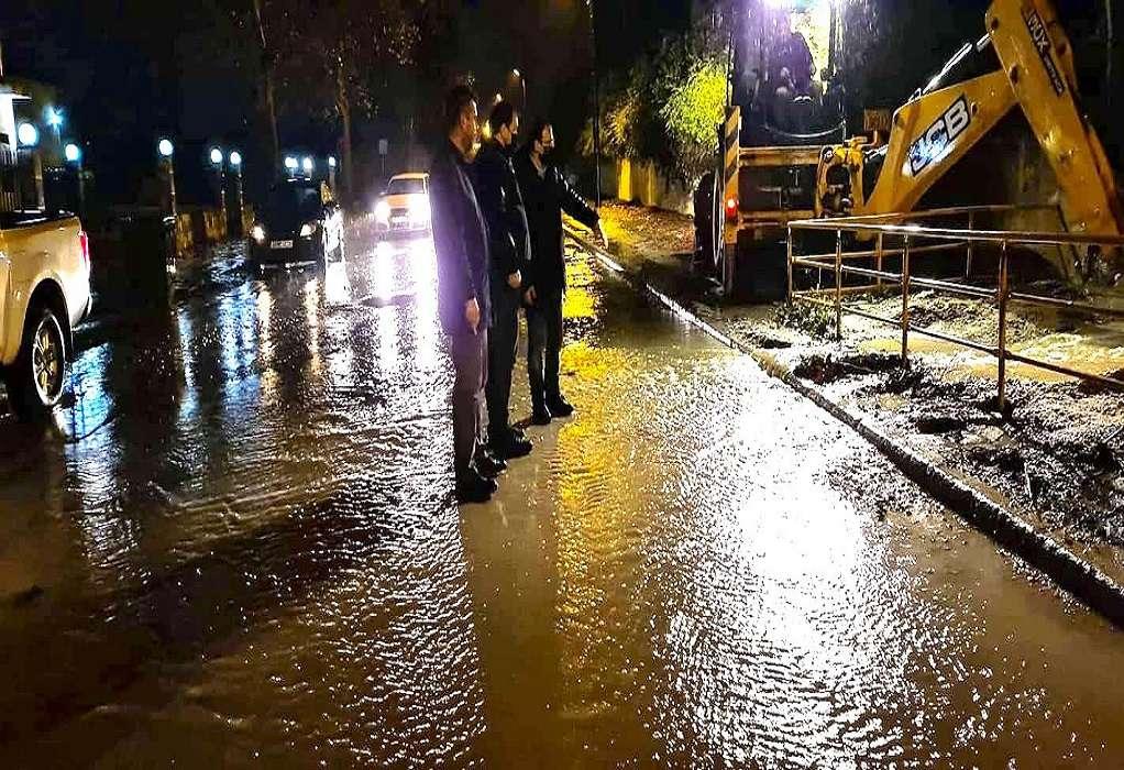 Χρηματοδότηση 74.000 ευρώ στον Δήμο Σερρών για αποκατάσταση ζημιών