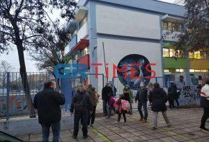 Θεσσαλονίκη: Με μάσκες και μέτρα άνοιξαν τα σχολεία (ΦΩΤΟ+VIDEO)