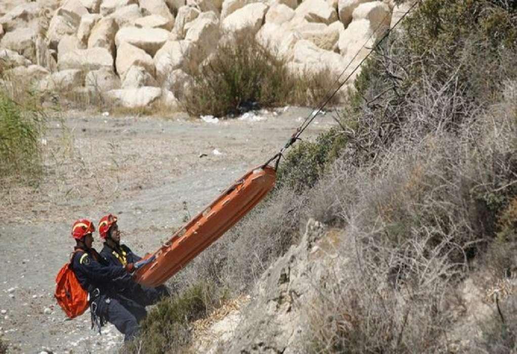 Πάρνηθα: Χωρίς τις αισθήσεις του ανασύρθηκε ο αγνοούμενος ορειβάτης