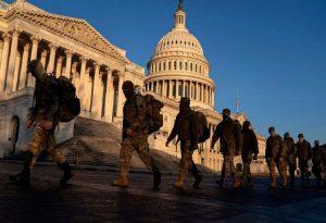 ΗΠΑ: Θετικοί στον κορωνοϊό βρέθηκαν 100-200 Εθνοφρουροί
