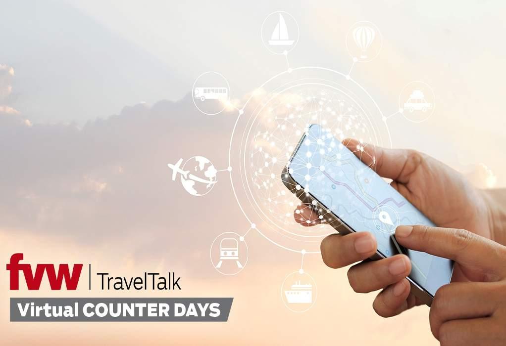 Η Counter Days, εικονική έκθεση για τον Τουρισμό