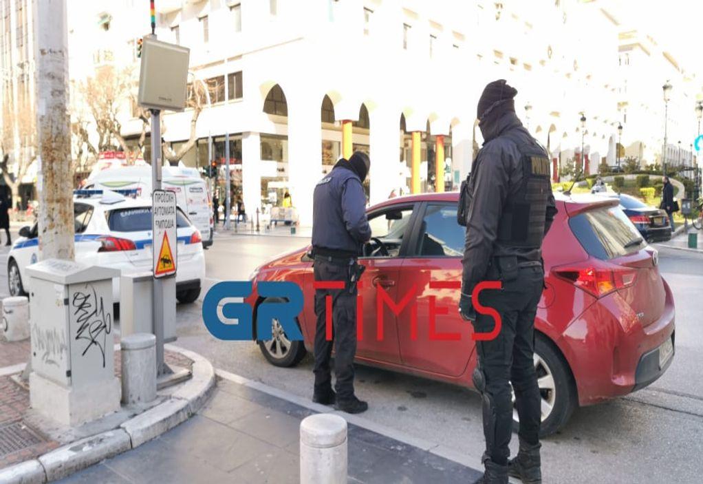"""Στο """"βαθύ κόκκινο"""" από αύριο η Θεσσαλονίκη και άλλες 16 περιοχές της χώρας"""