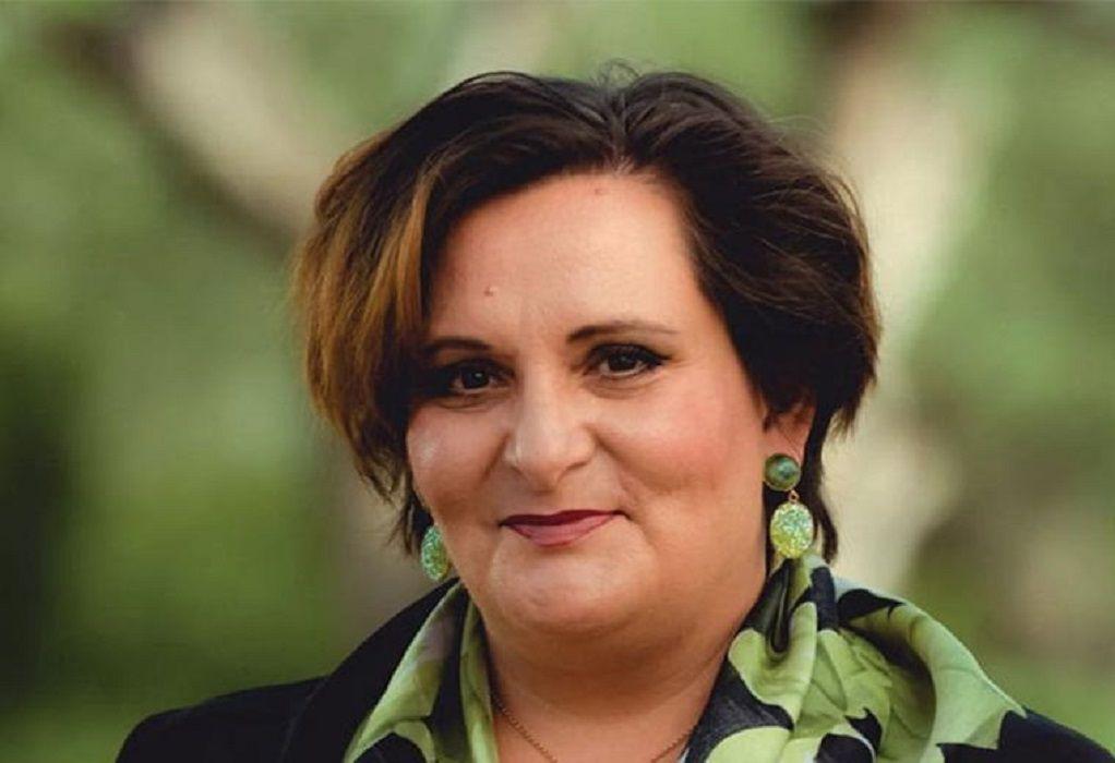 Διαδικτυακή παρουσίαση βιβλίου με την συγγραφέα Έλενα Γκίκα – Πετρουλάκη