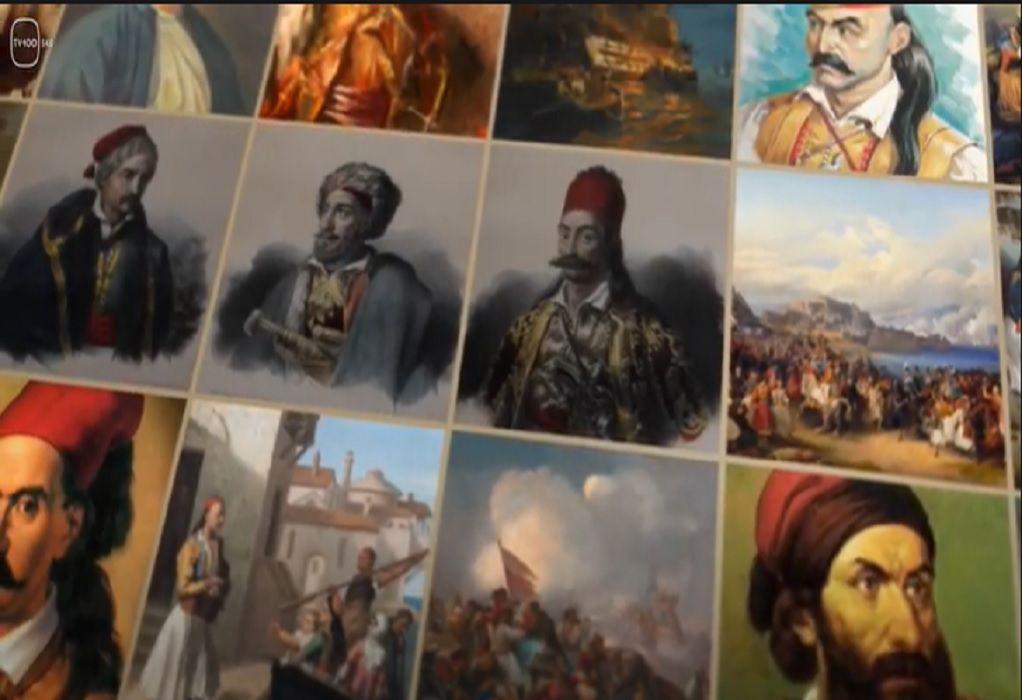 200 χρόνια από την επανάσταση του 1821 στην TV100 (VIDEO)