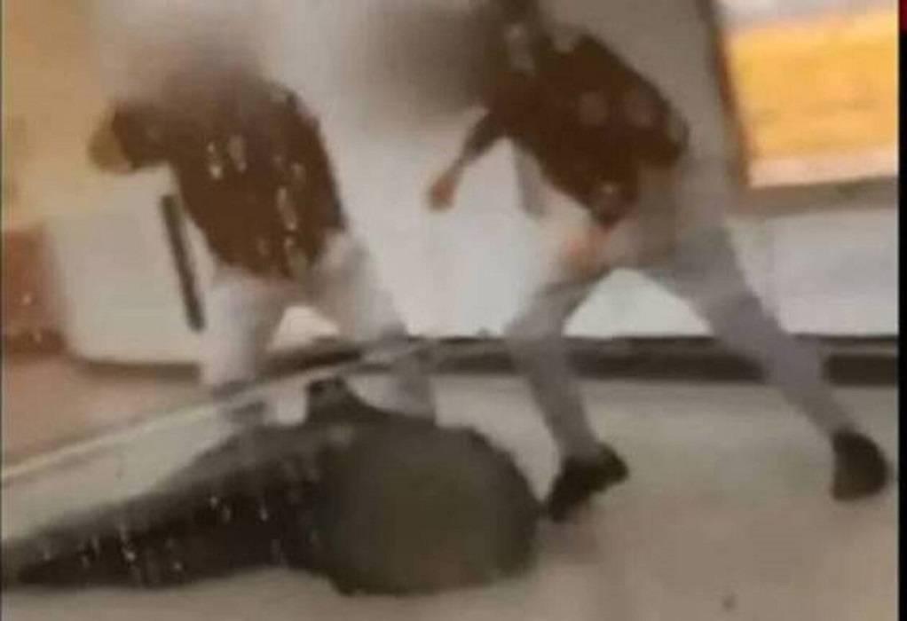 Δύο συλλήψεις για την άγρια επίθεση σε σταθμάρχη