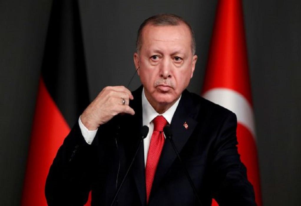 Ερντογάν: Προσεκτική χαλάρωση του lockdown από Δευτέρα