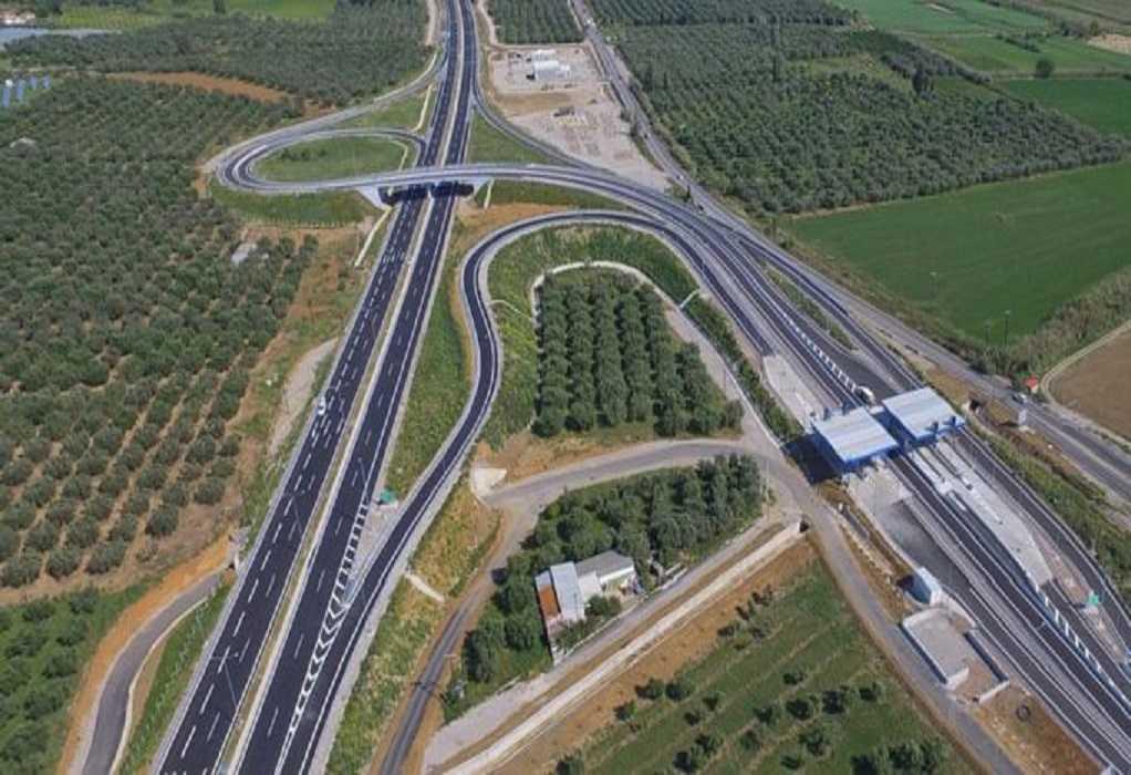 Δόθηκε στην κυκλοφορία το νότιο τμήμα του Ε65 που παρακάμπτει τη Λαμία