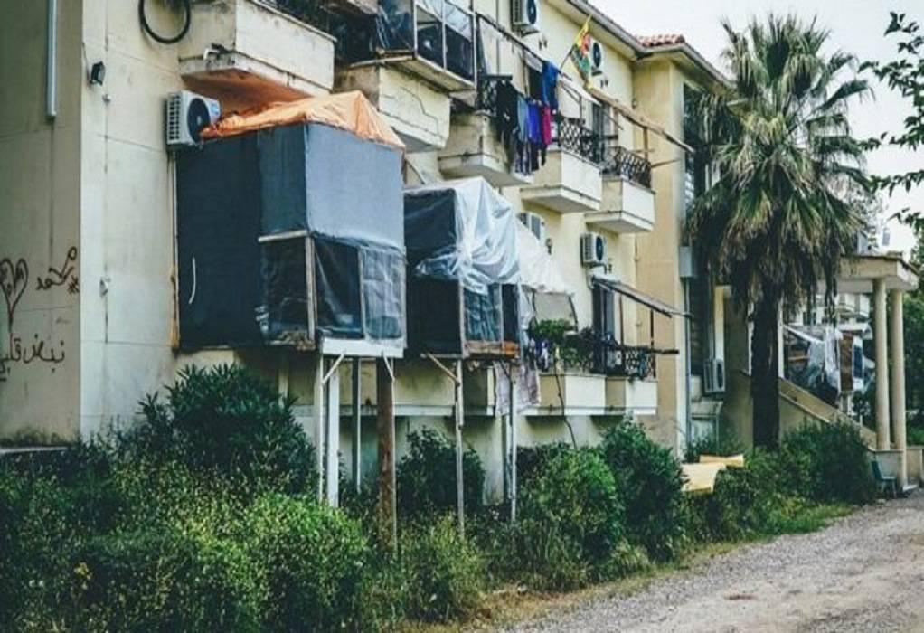 Θερμοπύλες: Επίθεση με τσεκούρι στη δομή φιλοξενίας μεταναστών