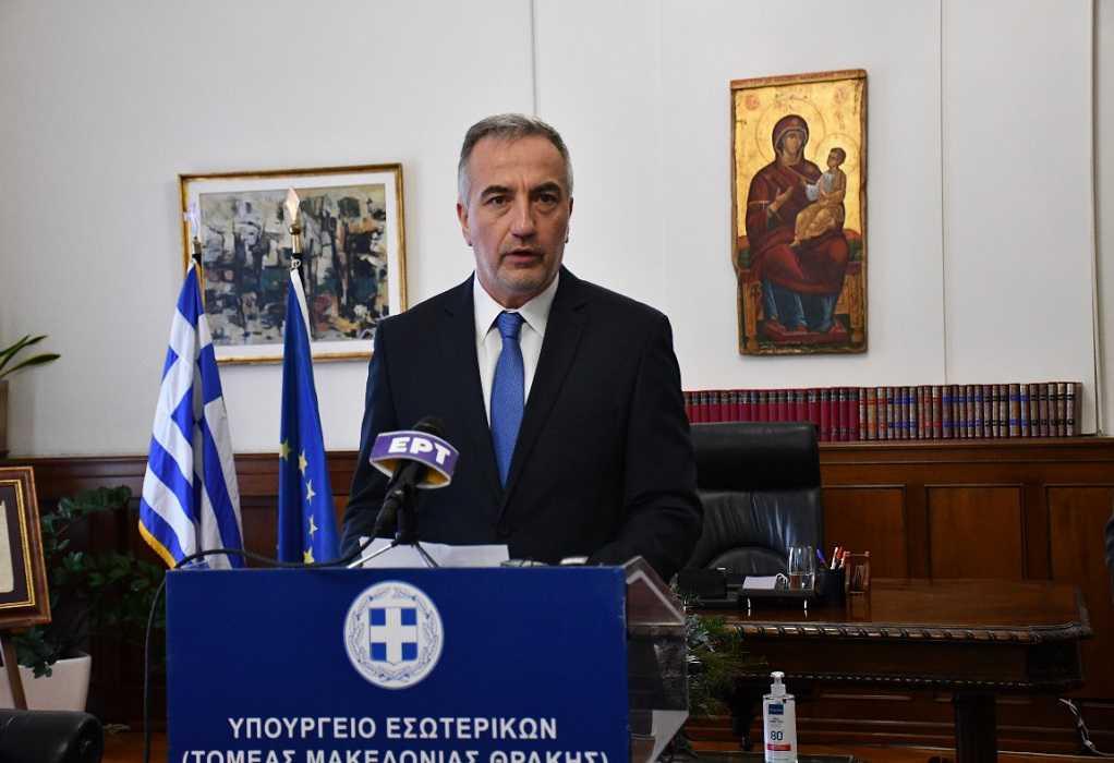 Καλαφάτης: Στη Θεσσαλονίκη και τη Β. Ελλάδα η πανδημία δεν βρίσκεται σε έξαρση