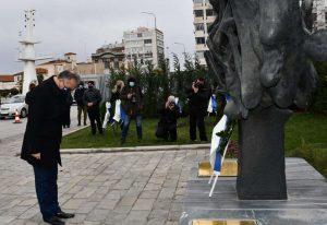 Καλαφάτης: Ας κρατάμε ζωντανή τη μνήμη των ηρώων μαρτύρων του Ολοκαυτώματος