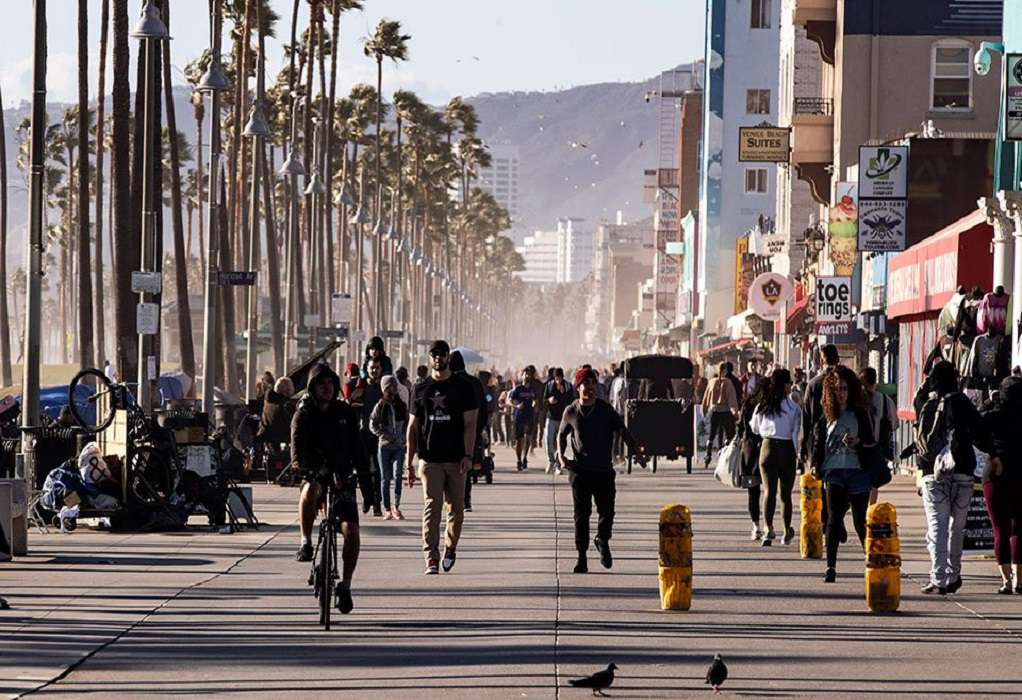 Κορωνοϊός: Η Καλιφόρνια χαλαρώνει τους περιορισμούς σε ορισμένες δραστηριότητες