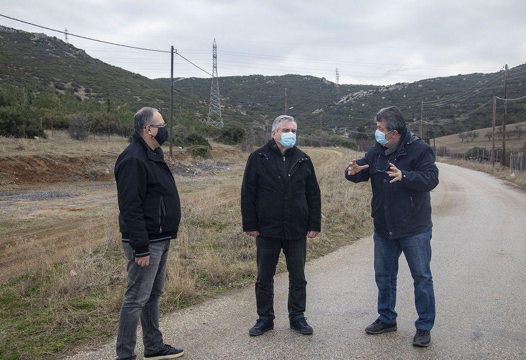 Καστανίδης: Χρειάζονται δραστικές επεμβάσεις στους οδικούς άξονες για το Παιδιατρικό Νοσοκομείο Φιλύρου