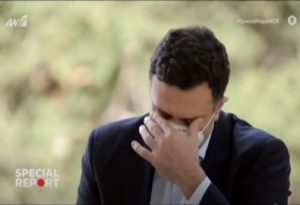 Έκλαψε on air o Κικίλιας: Έχω δεθεί άρρηκτα με τους ανθρώπους της υγείας (VIDEO)