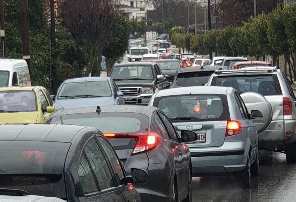 Κοζάνη: Μηχανοκίνητη πορεία φορέων της ΠΕ για την κατάσταση στην περιοχή