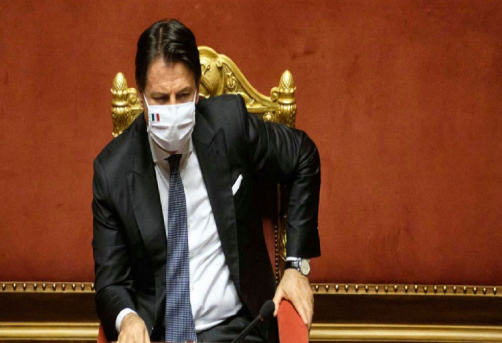 Ιταλία: Η Γερουσία έδωσε ψήφο εμπιστοσύνης στην κυβέρνηση Κόντε