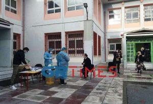 Δήμος Καλαμαριάς: Rapid τεστ στους εκπαιδευτικούς για τη μέγιστη ασφάλεια (ΦΩΤΟ-VIDEO)