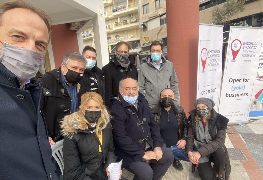Αρνητικά και τα 190 rapid test σε επαγγελματίες στον Δήμο Ευόσμου-Κορδελιού