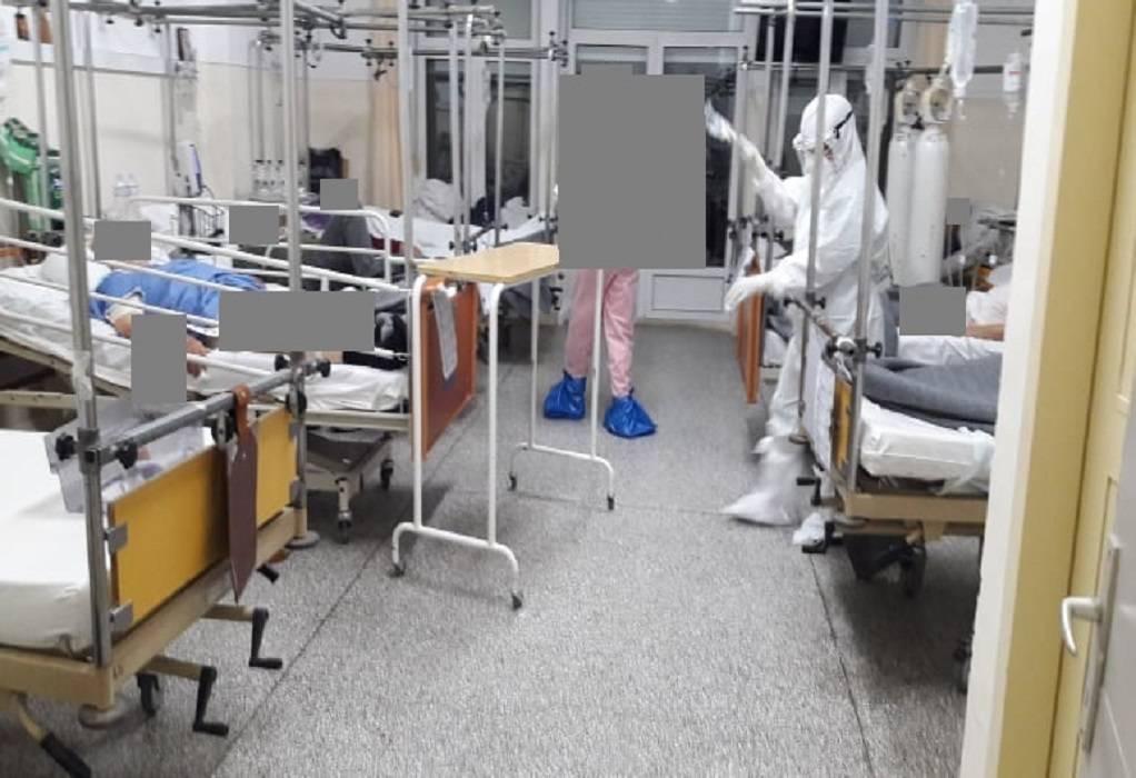 Σέρρες: Πέθανε ανεμβολίαστος καθηγητής–Είχε υπογράψει να μην διασωληνωθεί