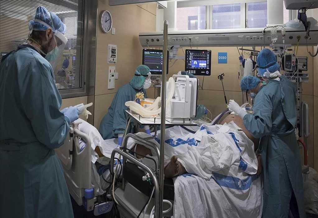 Σουηδία: 4.214 νέα κρούσματα κορωνοϊού και 84 θανάτους
