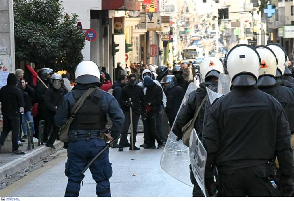 Πάτρα: Δύο προσαγωγές σε πορεία συμπαράστασης στον Δ. Κουφοντίνα